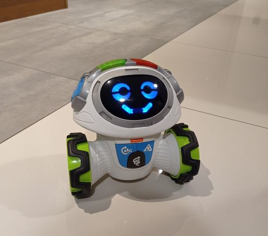 Robot Movi Fisher Price