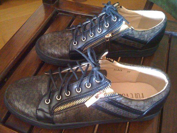 Sapato Ténis da Foreva, Novos! nº 39
