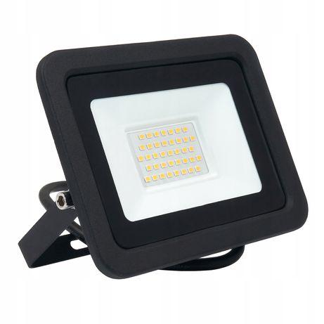Naświetlacz halogen LED 30W neutralna PREMIUM 0104 zimna neutralna