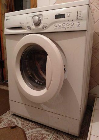 Пральна машина LG, стиральная машина, 5 кг, 1000 об/хв
