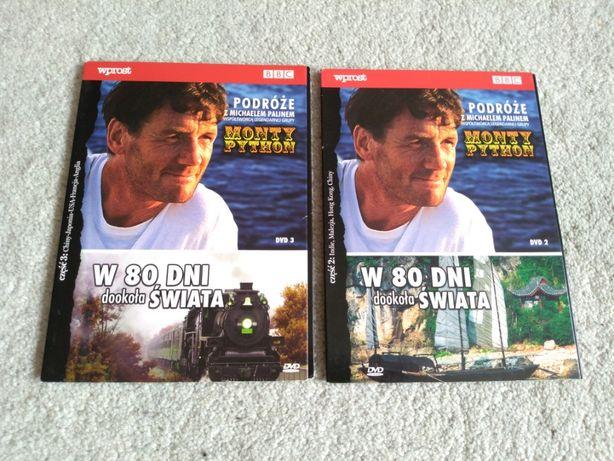 DVD, W 80 dni dookoła świata
