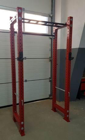 Power Rack GRAND klatka brama