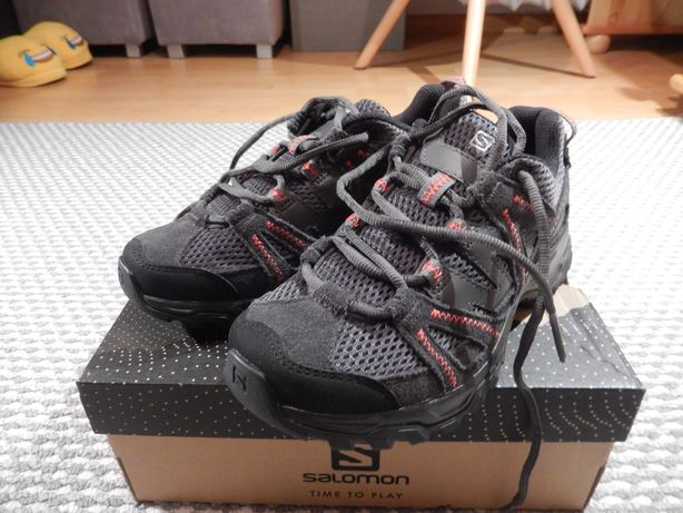 nowe damskie buty Salomon Kinchega rozmiar 38