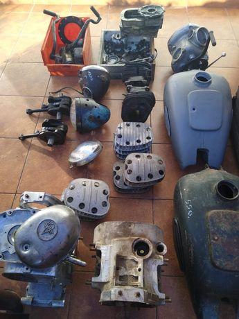 M72 K750 części oryginalne sprzedam