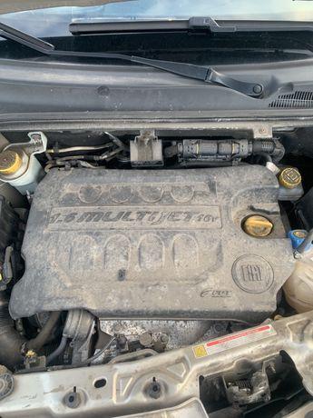 Fiat Doblo Combo 1,6 multijet cdti 105 ps silnik kompletny 2010 / 2015