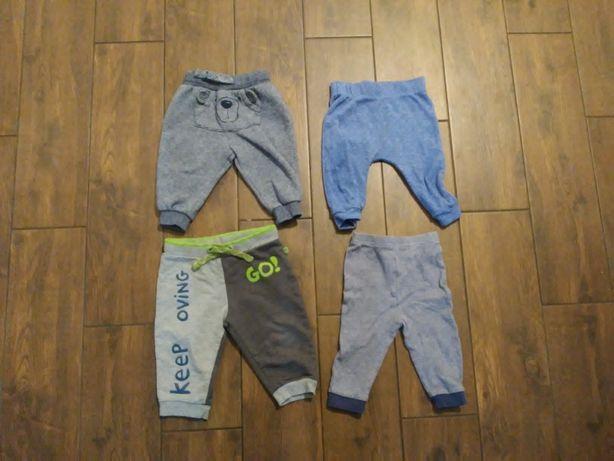 Spodnie rozmiar 74 - 5 sztuk