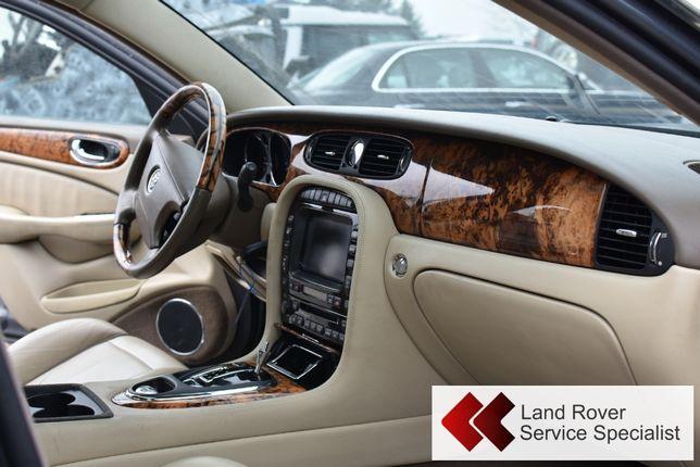 Jaguar XJ X350 X358 konsola kompletna EU