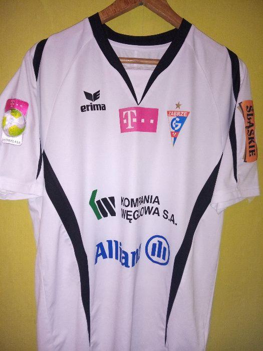 Górnik Zabrze Wojciech Łuczak Ekstraklasa sezon 2012/13 shirt meczowy Strzelno - image 1