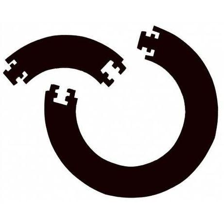 Ring - osłona - opona na tarcze do darta firmy Bulls
