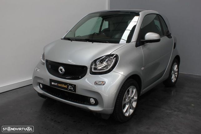 Smart ForTwo Electric Drive Perfect