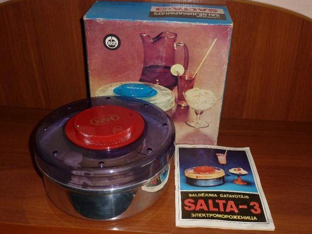 "Продам электромороженницу ""SALTA-3"""