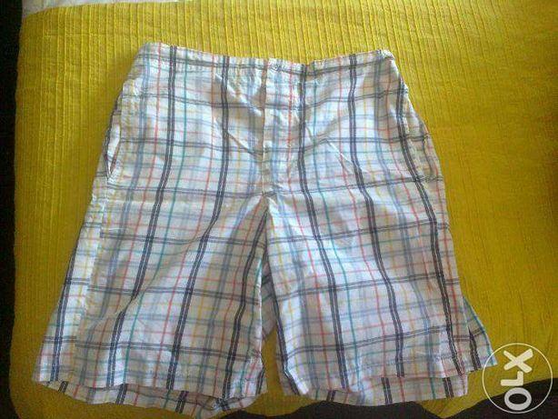 calções pijama da modalfa - ofereço portes