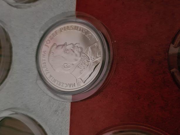 Jubileuszowy medal 100 lecie odzyskania Niepodległości