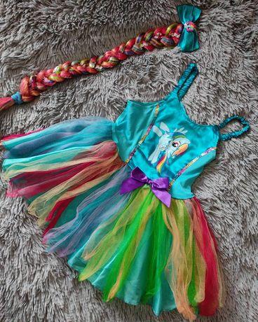 Платье Радуга Деш 3-4 года 60 грн