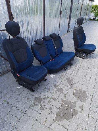 Renault captur fotel fotele siedzenia