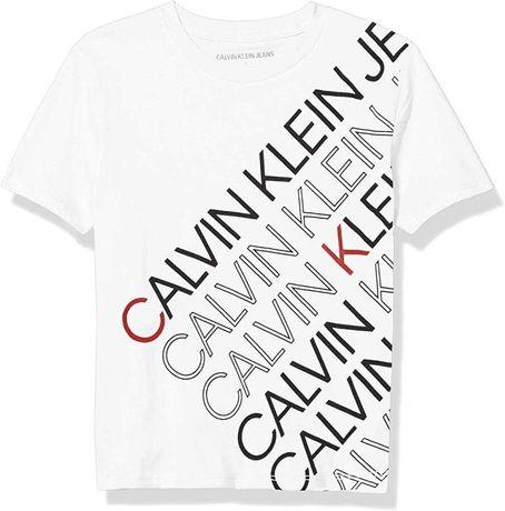Новая футболка на мальчика, от американского бренда Calvin Klein