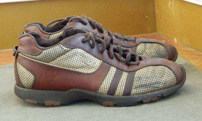 кроссовки мужские Diesel, кожа, стелька 27,3 см