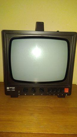 Zabytkowy telewizor turystyczny UNITRA wzt vela t206