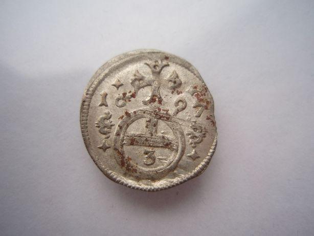 Greszel 1696, Śląsk, Leopold I (c)