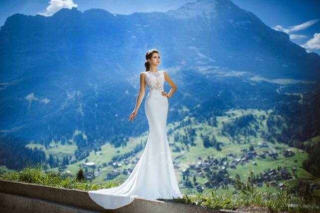 Свадебное, вечерение платье бренда NAVIBLUE BRIDAL