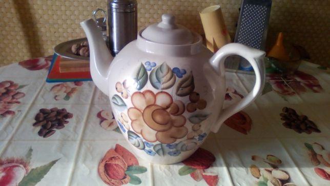 Чайник Большой,керамика.