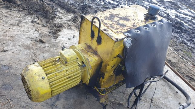 Agregat/silnik hydrauliczny 7.5kw