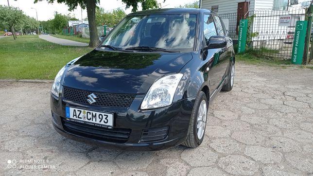 Suzuki Swift 1.3 benzyna, 2010r, serwis!