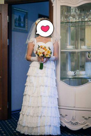 Весільна сукня/Весільне плаття