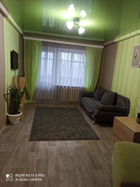 ЛЮКС!!1-2х-3х- комн Квартира на 5 - 6 чел центр города