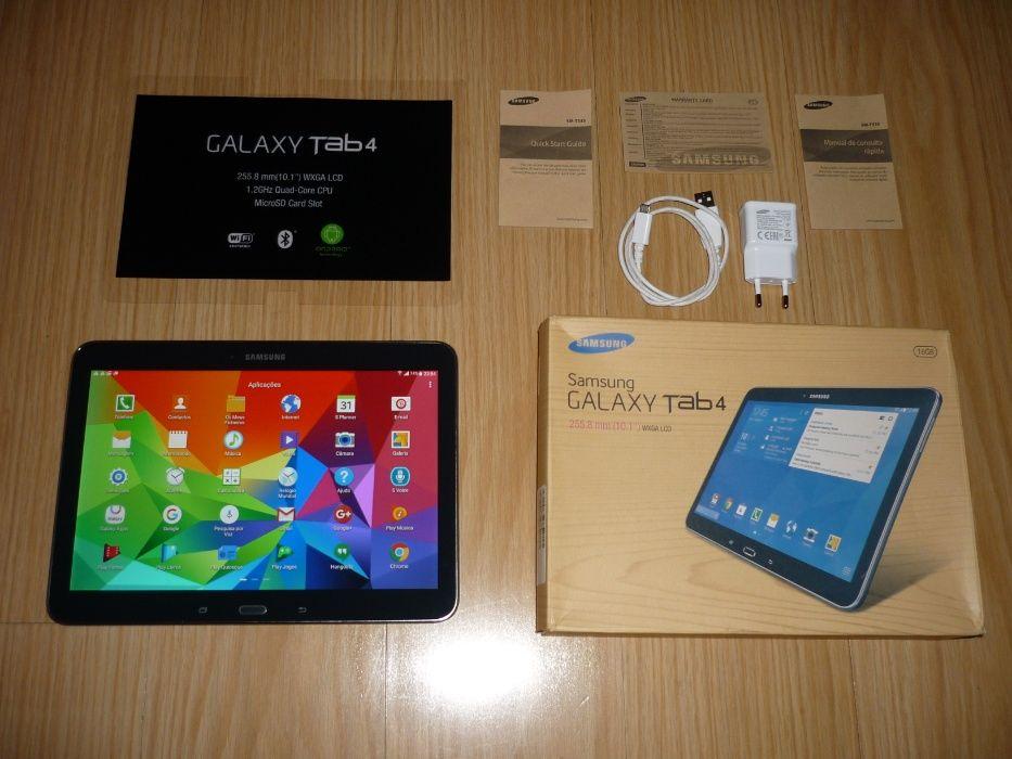 Samsung Galaxy Tab 4, SM-T535, Versão 4G (Função Telemóvel), Barato Braga (São José De São Lázaro E São João Do Souto) - imagem 1