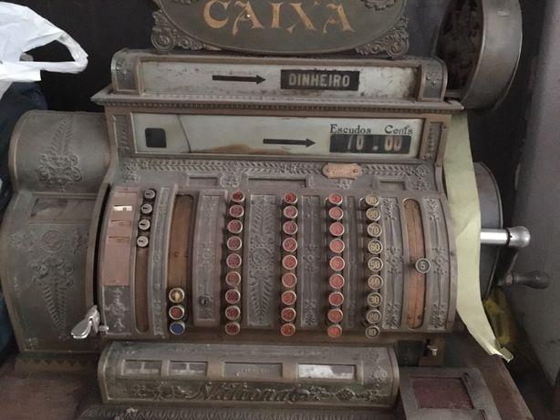 Antiguidade Caixa Registadora