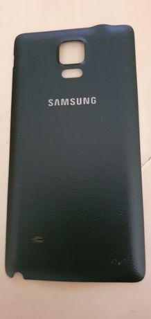 Samsung Note 4 - capa traseira azul