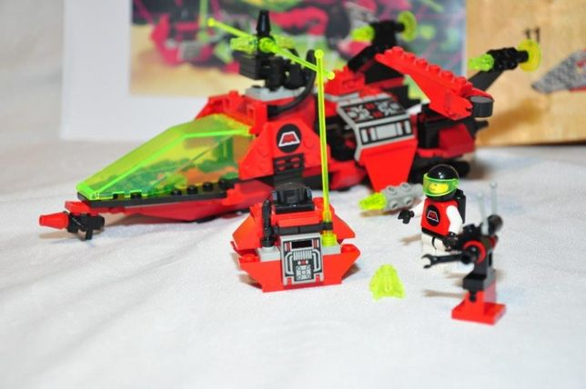 LEGO SYSTEM Space M Tron 6923 Particle Ionizer