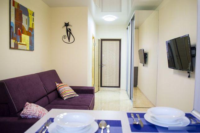Новая квартира в жилом комплексе-доступная недвижимость.