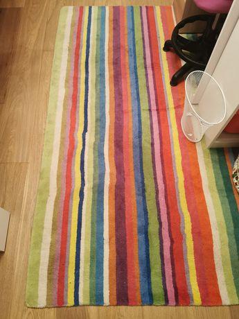 Wełniany dywan 200 x 140