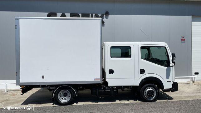 Nissan NT 400 cabstar 2.5 dCi 35.14 Cabine Dupla