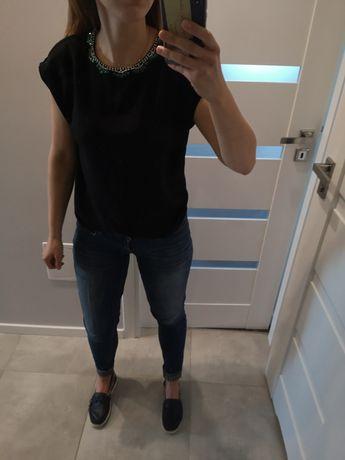 Ozdobną bluzka
