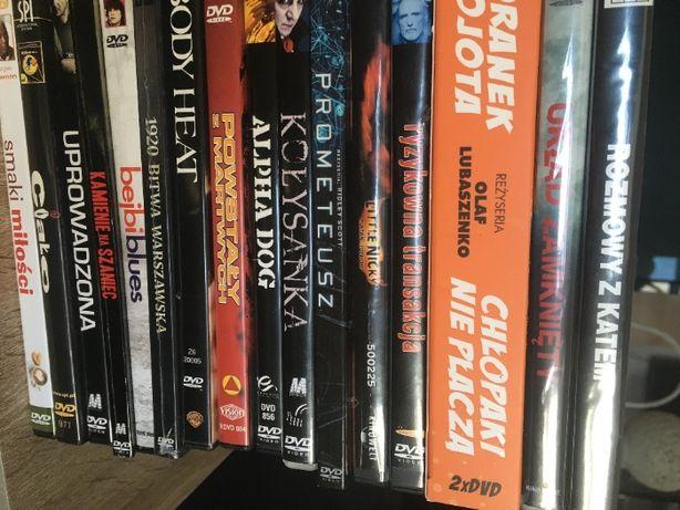 Filmy DVD różne Kruk, Epoka Lodowcowa, gdzie jest nemo i inne