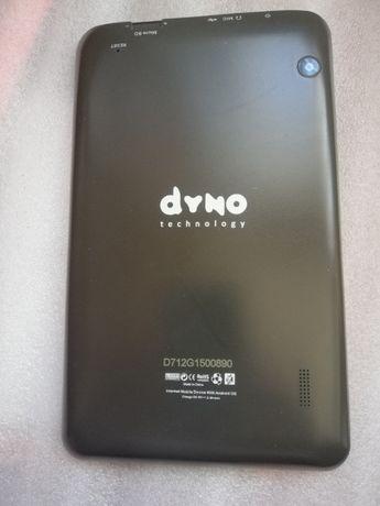 Tablet 7 Dyno com pequeno defeito ecrã estalado