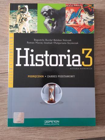 Podręcznik Historia 3 Operon zakres podstawowy liceum technikum