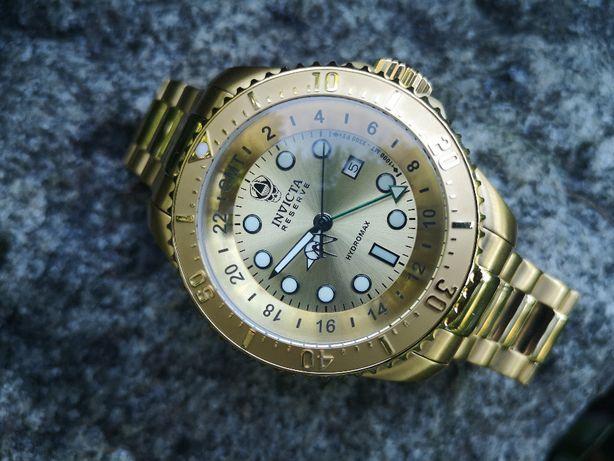 Nowy zegarek INVICTA RESERVE 29730 PRO DIVER HYDROMAX nurek1000 metr!