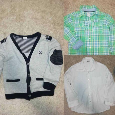 Рубашка кофта122р