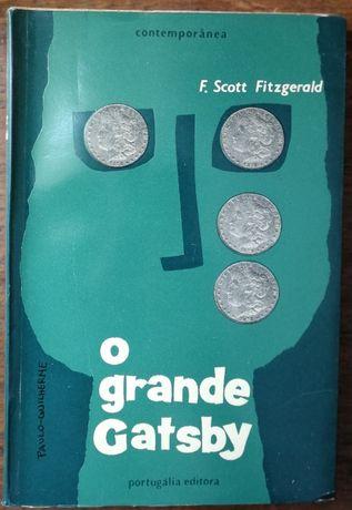 o grande gatsby, f. scott fitzgerald, portugália editora