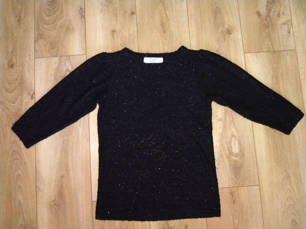 sweter w cekiny Zara
