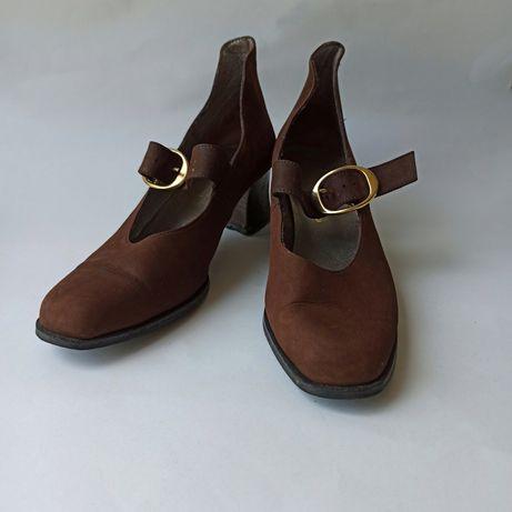 Sapato tacão Lages
