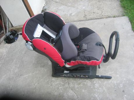 fotelik samochodowy do 18kg be safe izi combi x3 stan dobry, z niemiec