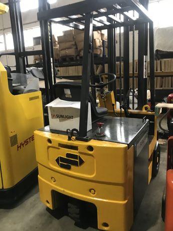 Empilhador MIC eletrico 1500 kgrs baterias novas