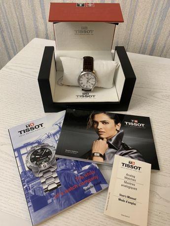 Классические мужские  часы TISSOT