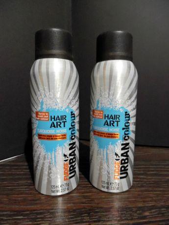 Fudge Urban Colour Hair Art koloryzujący spray do włosów