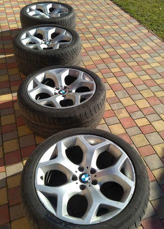 BMW R20 X6 X5 214 style різноширокі з резиною 315.35/275.40 5x120